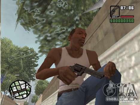 Mafia II Full Weapons Pack para GTA San Andreas por diante tela