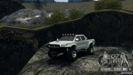 Toyota Hilux Trophytruck para GTA 4
