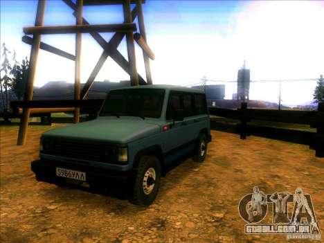 UAZ 3170 para GTA San Andreas