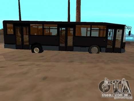 5270 Volzhanin para GTA San Andreas traseira esquerda vista