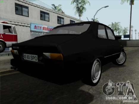 Dacia 1310 L Sport para GTA San Andreas vista direita