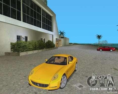 Ferrari 612 Scaglietti para GTA Vice City