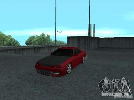 Nissan Skyline R32 Classic Drift para GTA San Andreas