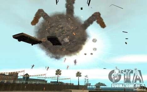 Buraco negro para GTA San Andreas terceira tela