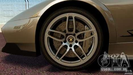 Lamborghini Murcielago LP670-4 SV [EPM] para GTA 4 vista lateral