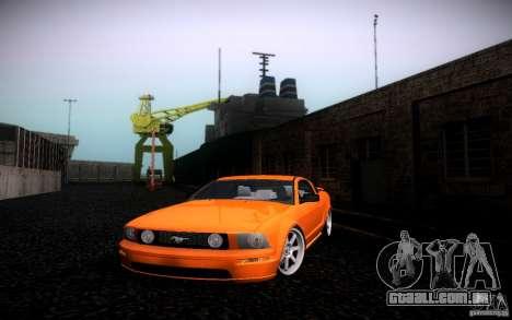 SA Illusion-S V1.0 Single Edition para GTA San Andreas segunda tela