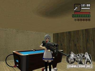 Half-Life weapon pack para GTA San Andreas