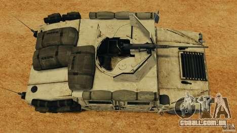 HMMWV M1114 v1.0 para GTA 4 vista direita