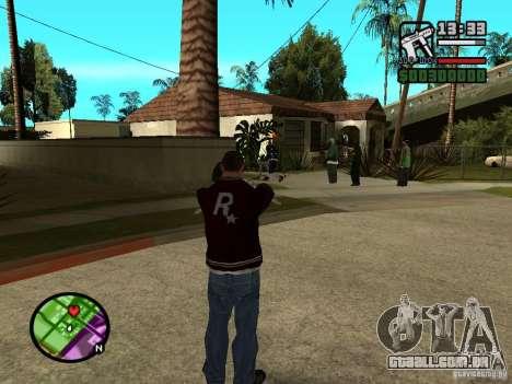 Great Theft Car V1.1 para GTA San Andreas terceira tela