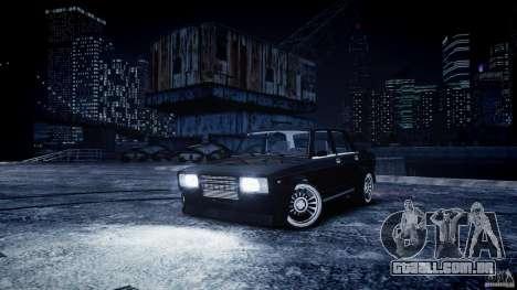 Drift de 2105 VAZ para GTA 4