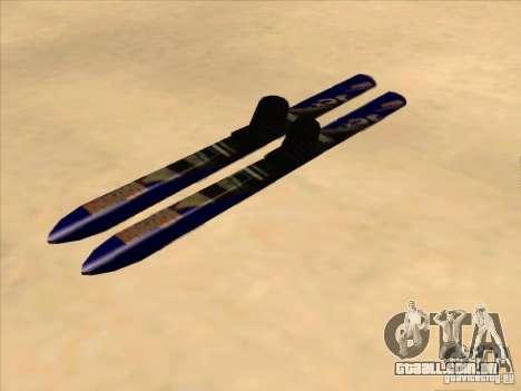 Ski-Ski para GTA San Andreas
