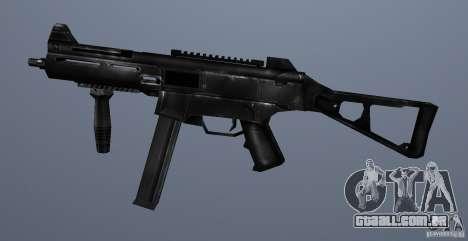 KM UMP45 Counter-Strike 1.5 para GTA San Andreas terceira tela