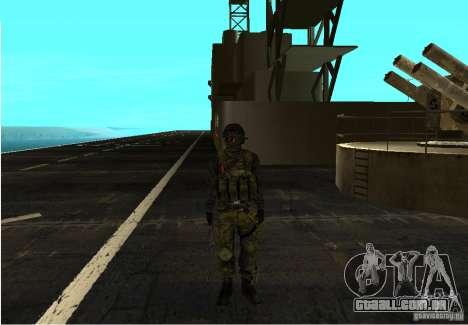 Pele de Battlefield 3 para GTA San Andreas