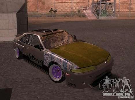 Nissan Silvia S14 Volklinger para GTA San Andreas