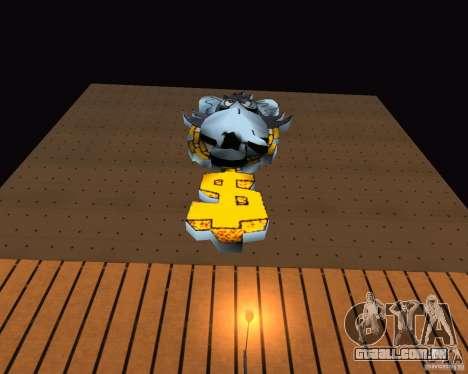 Real New Vegas v1 para GTA San Andreas oitavo tela
