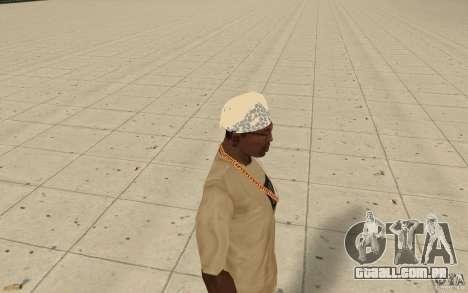 Bandana dreamcast para GTA San Andreas segunda tela