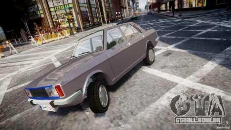 Peykan 1600i para GTA 4 interior