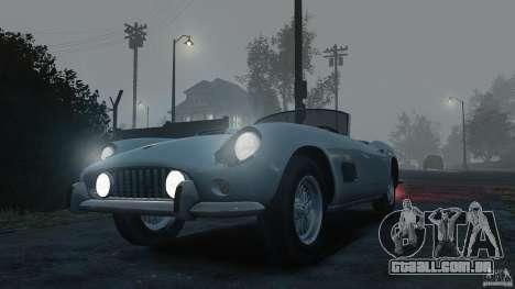 Ferrari 250 California 1957 para GTA 4 vista direita