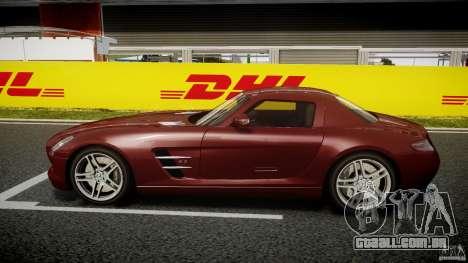 Mercedes-Benz SLS AMG 2010 [EPM] para GTA 4 traseira esquerda vista