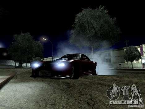 LibertySun Graphics For LowPC para GTA San Andreas terceira tela