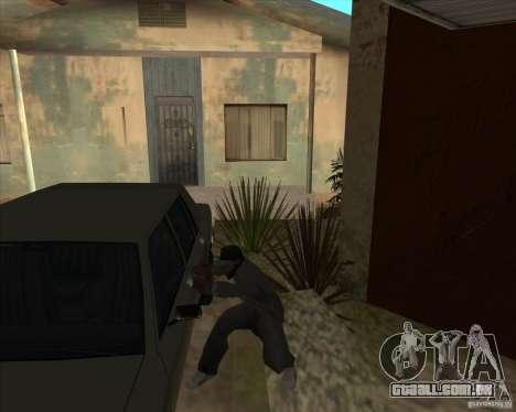Car in Grove Street para GTA San Andreas décima primeira imagem de tela