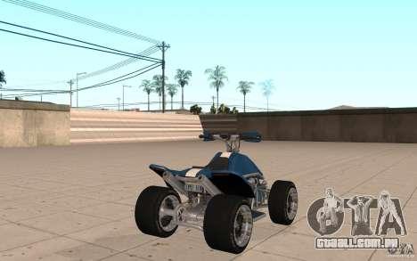 Powerquad_by-Woofi-MF pele 1 para GTA San Andreas traseira esquerda vista