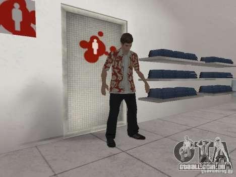 Tony Montana para GTA San Andreas terceira tela
