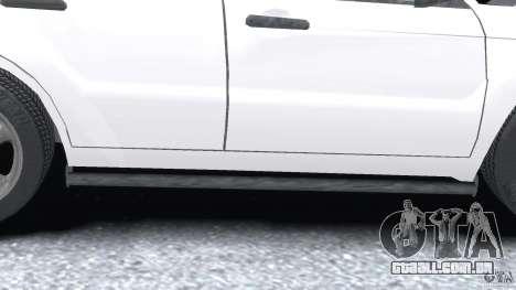 Subaru Forester v2.0 para GTA 4 rodas