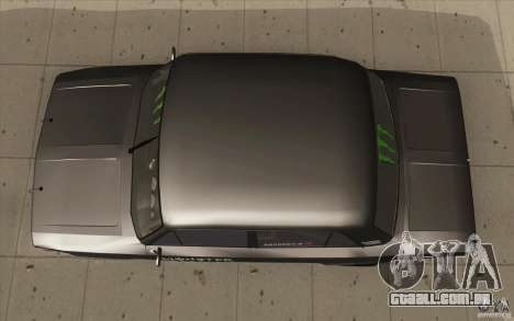 VAZ 2106 Lada Drift afinado para GTA San Andreas vista direita