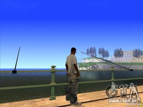 ENBseries v.0.075 v2 para GTA San Andreas terceira tela