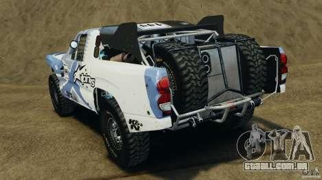 Chevrolet Silverado CK-1500 Stock Baja [EPM] para GTA 4 traseira esquerda vista