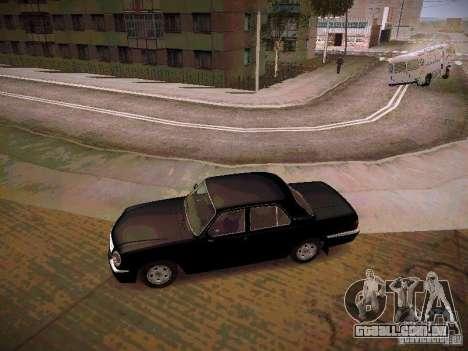 GAZ Volga 31105 S60 para GTA San Andreas esquerda vista