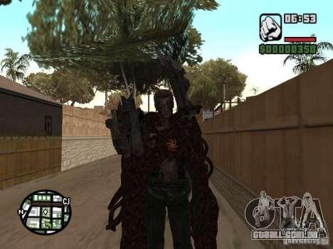 Wesker Ouroboros para GTA San Andreas