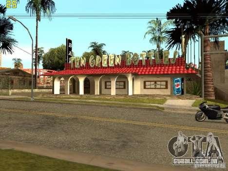 New Bar Ganton v.1.0 para GTA San Andreas