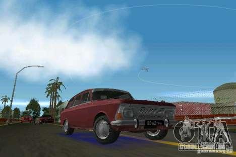 Kombi IZH-2125 para GTA Vice City