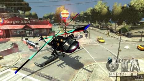Wafflecat17s Annihilator para GTA 4 esquerda vista