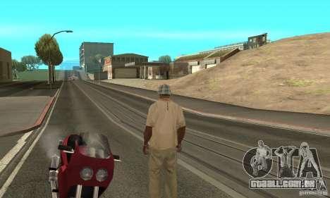 Líquido de limpeza para GTA San Andreas segunda tela