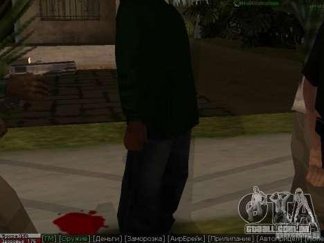 Dope para GTA San Andreas nono tela