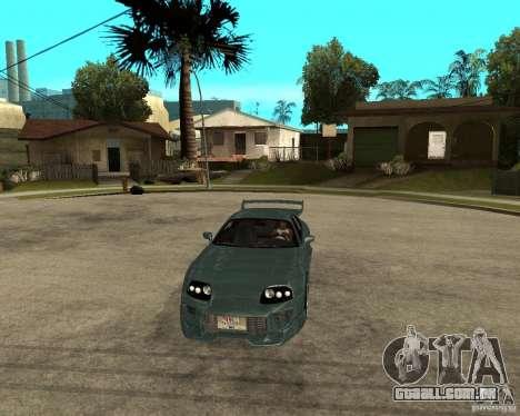 Toyota Supra Veilside para GTA San Andreas