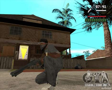 Drobaš para GTA San Andreas segunda tela