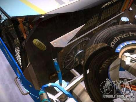 Ickler Jimco Buggy para GTA San Andreas vista interior