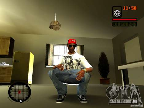 GTA IV Animation in San Andreas para GTA San Andreas sexta tela
