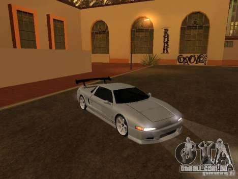 Infernus novo HD para GTA San Andreas