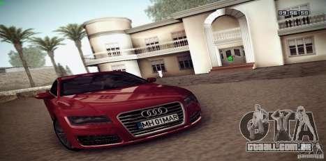 ENB Graphics Mod Samp Edition para GTA San Andreas segunda tela