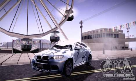 ENB By SilveR v1.0 para GTA San Andreas sexta tela