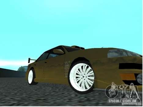 Deluxo Wheels Mod para GTA San Andreas sexta tela