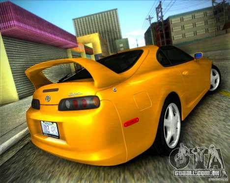ENBSeries by ibilnaz para GTA San Andreas segunda tela