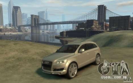 Audi Q7 para GTA 4