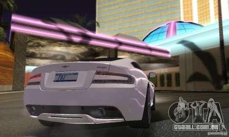 ENBSeries by dyu6 para GTA San Andreas por diante tela