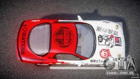 Mazda RX-7 1997 v1.0 [EPM] para GTA 4 vista inferior